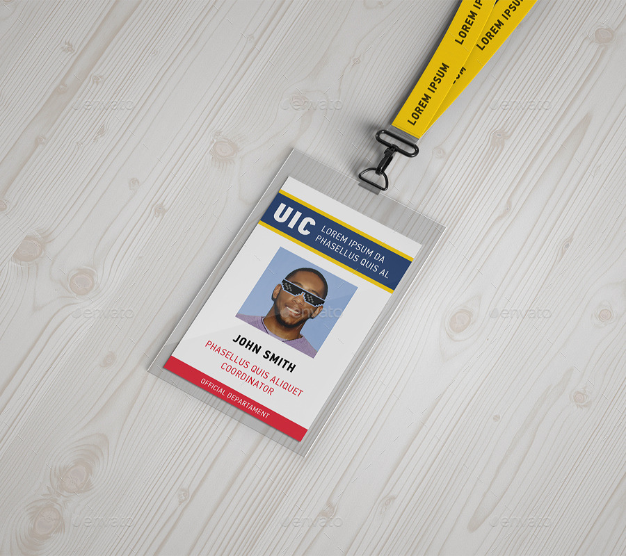 Secured Cards >> 21+ Best PSD Lanyard and Identity Card Mockup Designs - PSDTemplatesBlog