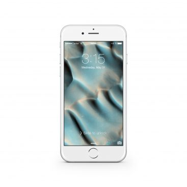 Free IOS  Lockscreen PSD Template