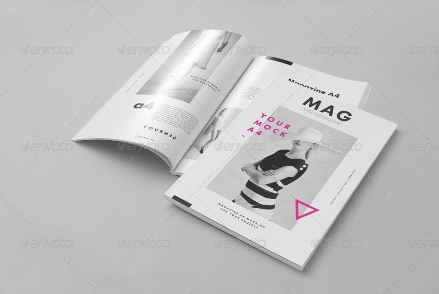 Magazine Mock-up II