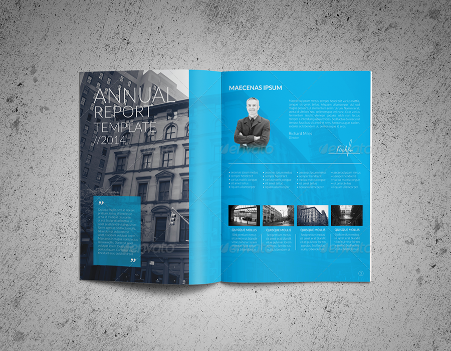 Quick Annual Report
