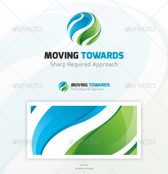 Moving Toward Logo