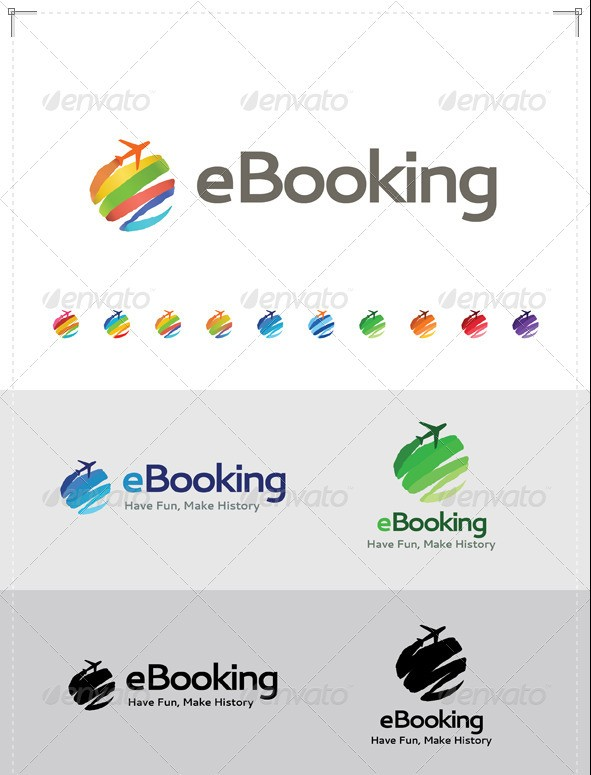 eBooking Logo
