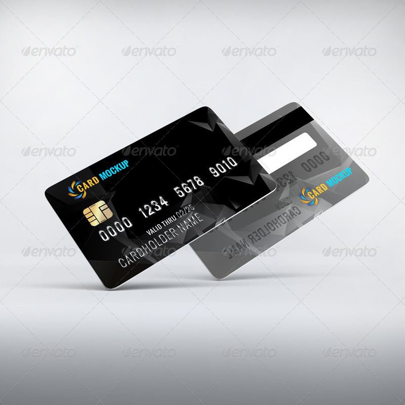 21+ Best Credit Card Mockup PSD – Free and Premium Download