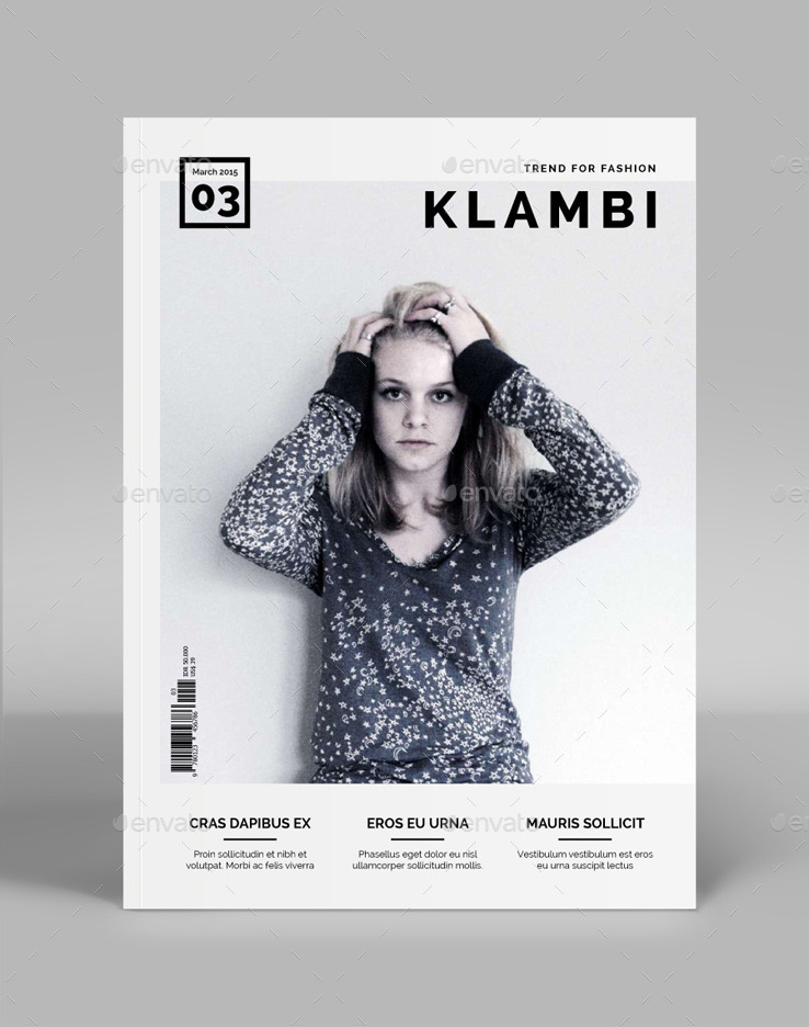 Fashion Magazine Klambi
