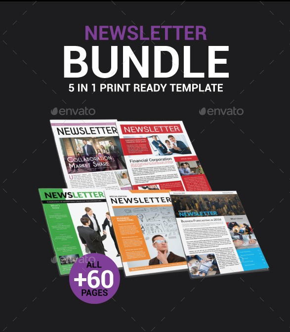 Newsletter Bundle 01