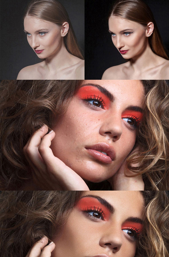 Ultimate Retouch - Panel and Actions