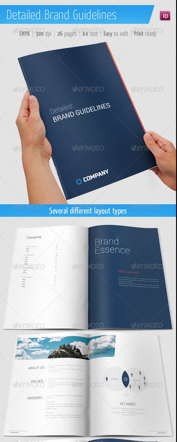 Detailed Brand Guidelines