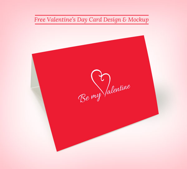 Greeting Card Mockup