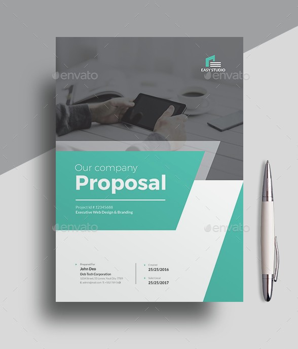 Proposal Template