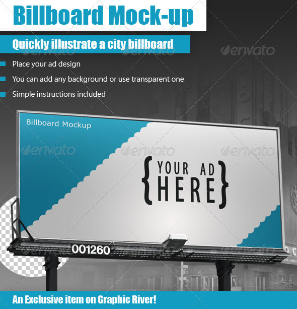 Billboard Mock-up
