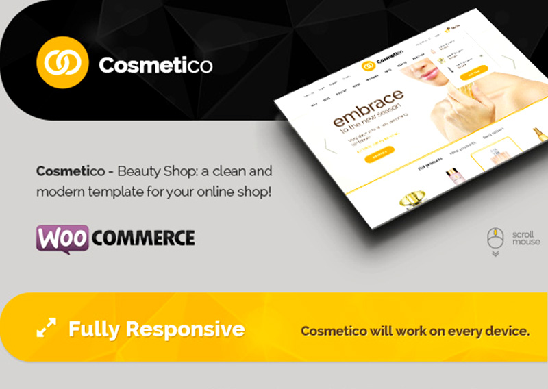 modern responsive premium ecommerce wordpress theme