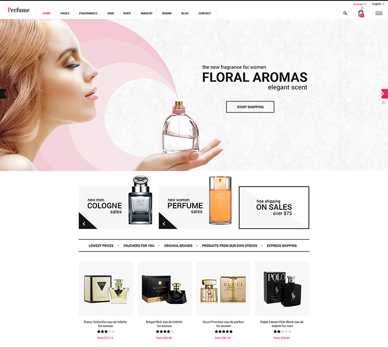 wonderful premium wordpress eCommerce theme