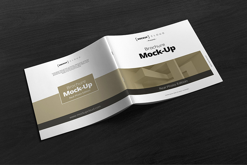 awesome Square and Business Flyers Mockup psd premium template