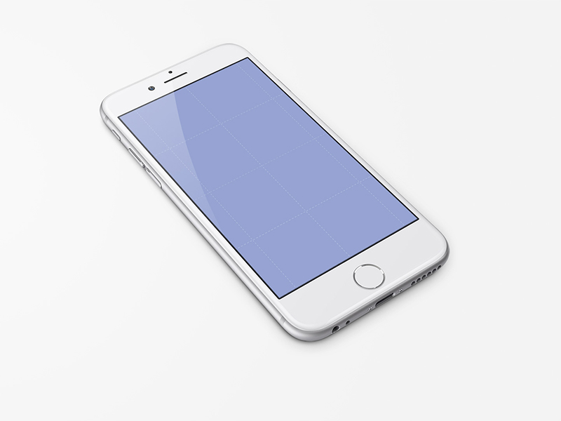 best free iphone 6 mockup psd