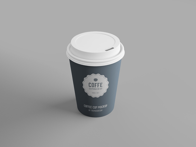 great coffee cup mockup free download