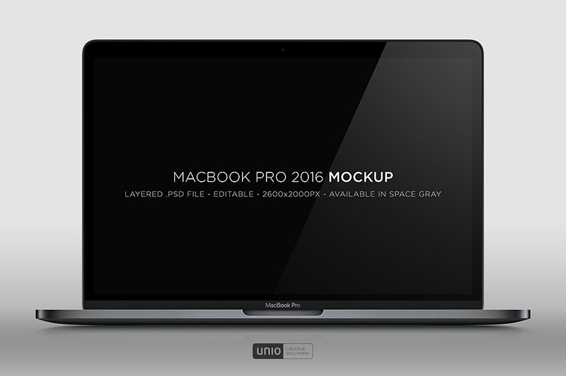 apple macbook mockup psd