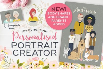 Awesome Artist Clipart Styles & Graphics for Your Website