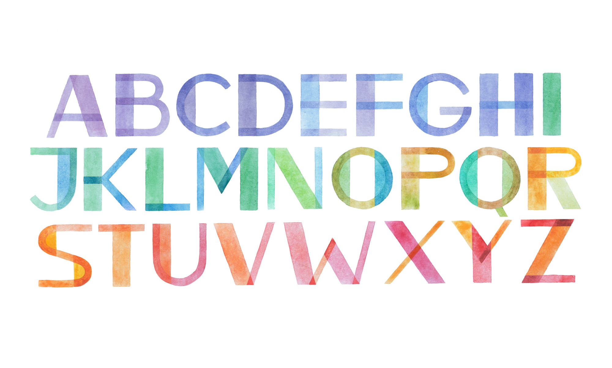 Pretty Letters: 6 Beautiful Fonts Trending In Web Design In 2019